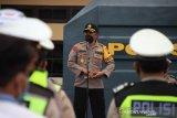 Polresta Banjarmasin antisipasi penyebaran Corona menjelang libur panjang