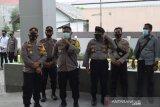 Ratusan polisi amankan pelaksanaan debat publik peserta Pilkada Palu