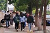 China belum izinkan pelajar asing masuk kelas