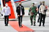Presiden Joko Widodo bagikan 71 sertifikat tanah di Humbanghasundutan