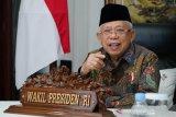 Wapres Maruf Amin: Merger bank syariah perkuat ekosistem keuangan