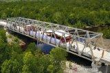 Jembatan Usman Samad diresmikan, ini manfaatnya