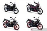 Ini lima warna baru Suzuki Satria F150