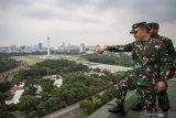 Kodam Jaya kerahkan 6.000 personel jaga aksi di kawasan Istana Merdeka