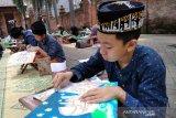 48 pelajar di Kabupaten Kudus ikuti lomba kaligrafi