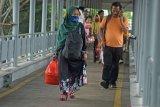 ASDP catat baru 30 persen penumpang kembali  dari Sumatra ke Jawa