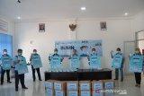 PT Semen Padang bersama 41 BUMN di Sumbar salurkan 10 ribu masker untuk masyarakat