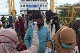 Tiga Kabupaten Aceh masih zona merah COVID-19