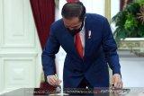 Presiden Jokowi resmikan Stasiun TVRI di Papua Barat