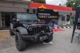 Turbo Lounge perdana hadir di Lampung