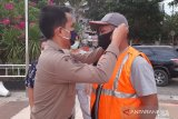 Tren penggunaan masker di Sulsel menurun 10 persen