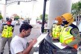 24 pelanggar protokol kesehatan terjaring operasi cipta kondisi di Surakarta