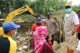 Pengungsi banjir Kebumen kembali ke rumah