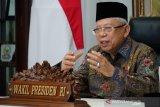 Wapres Ma'ruf Amin harap Muslimat NU sebarkan ajaran Islam moderat