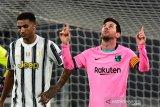 Ronaldo masih positf, Barcelona pecundangi Juventus