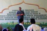 Anggota Polres Kupang Kota diajak teladani sifat Nabi Muhammad