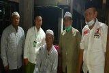 Lanjutkan kepemimpinan di Kalteng, Sugianto minta doa restu para tokoh