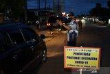 Terjaring operasi yustisi, ribuan warga Palangka Raya memilih sanksi kerja sosial