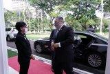 Menlu RI-AS tegaskan berkomitmen hormati hukum internasional di LCS