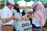 Pemprov Kepulauan Babel gelar pasar murah pangan lokal