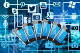 Survei: portal berita online jadi sumber informasi  generasi muda