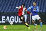 Feyenoord jadi juru kunci di Grup K setelah dipermalukan Wolfsberger