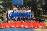 Alumni  SMAN 7 Luwu Timur gelar aksi peduli sesama