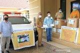 PT Vale pinjamkan ambulance ke GTPP COVID-19 Luwu Timur