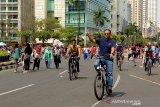 Pandangan sepeda untuk 'sport' harus diubah jadi 'transport', kata Anies
