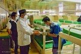 Terapkan protokol kesehatan, Menhub apresiasi petugas Pelabuhan Tanjung Priok