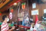 Kedai kopi Batam  tetap ramai saat cuti bersama