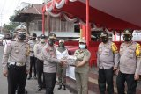 Kapolda Sulut motivasi personel pos pengamanan terpadu libur panjang
