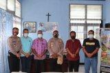 Kapolres Biak silaturahmi dengan tokoh agama dan tokoh adat