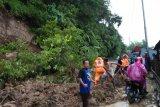 Curah hujan tinggi, Longsor terjang lima titik di satu kecamatan di Kabupaten Agam
