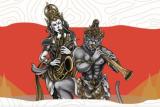 Isyana Sarasvati membawakan lagu terbaru di Prambanan Jazz virtual
