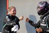 Valtteri Bottas rebut 'pole position' dari Hamilton di GP Emilia Romagna