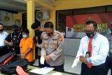 Pelaku pencurian di salah satu kamar Hotel Selong Belanak ditangkap