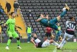 Ini perasaan Ibrahimovic usai cetak gol akrobatik