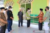 DMI Pusat salurkan alat kebersihan untuk masjid di Luwu Timur