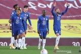Hakim Ziyech cetak gol lagi bantu Chelsea kembali ke jalur kemenangan