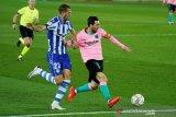 Barcelona ditahan imbang 1-1 oleh 10 pemain Alaves