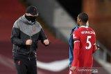 Klopp kritik keputusan Liga Inggris tolak klub melakukan lima pergantian pemain