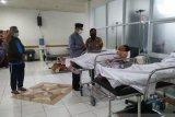 Dua kubu ormas bentrok, empat anggota dilarikan ke rumah sakit