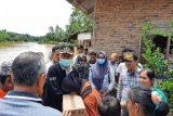 3.988 KK terdampak banjir Sungai Batang Kambang