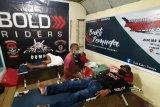 KONI Sumbawa Barat donor darah bersama enam komunitas