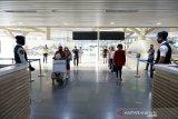 Puncak arus balik di Bandara YIA Kulon Progo mencapai 8.102 penumpang