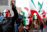 Italia laporkan 492 kematian dan 14.372 kasus baru COVID