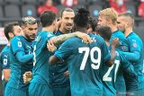 Hasil dan Klasemen Liga Italia, Milan ditempel Sassuolo di puncak