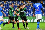 Napoli ditaklukkan Sassuolo 0-2