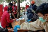 408 orang reaktif dari hasil tes cepat di objek wisata di Jabar